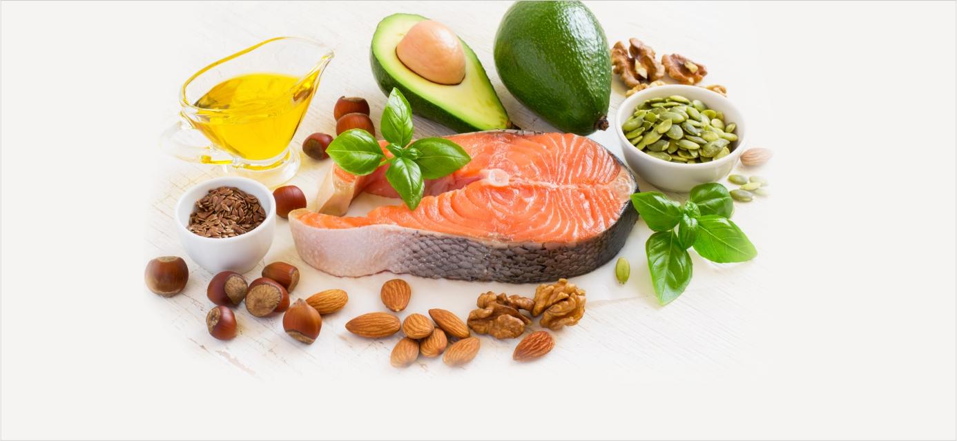 Жиры: полезные и вредные