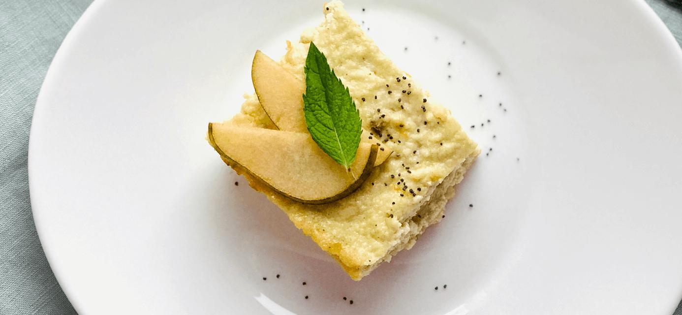 Запеканка из тофу