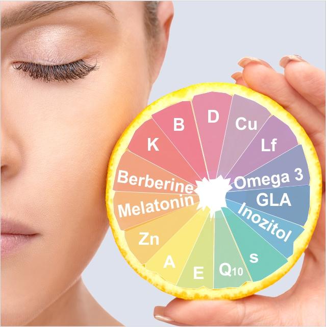 Натуропатические добавки для красоты кожи
