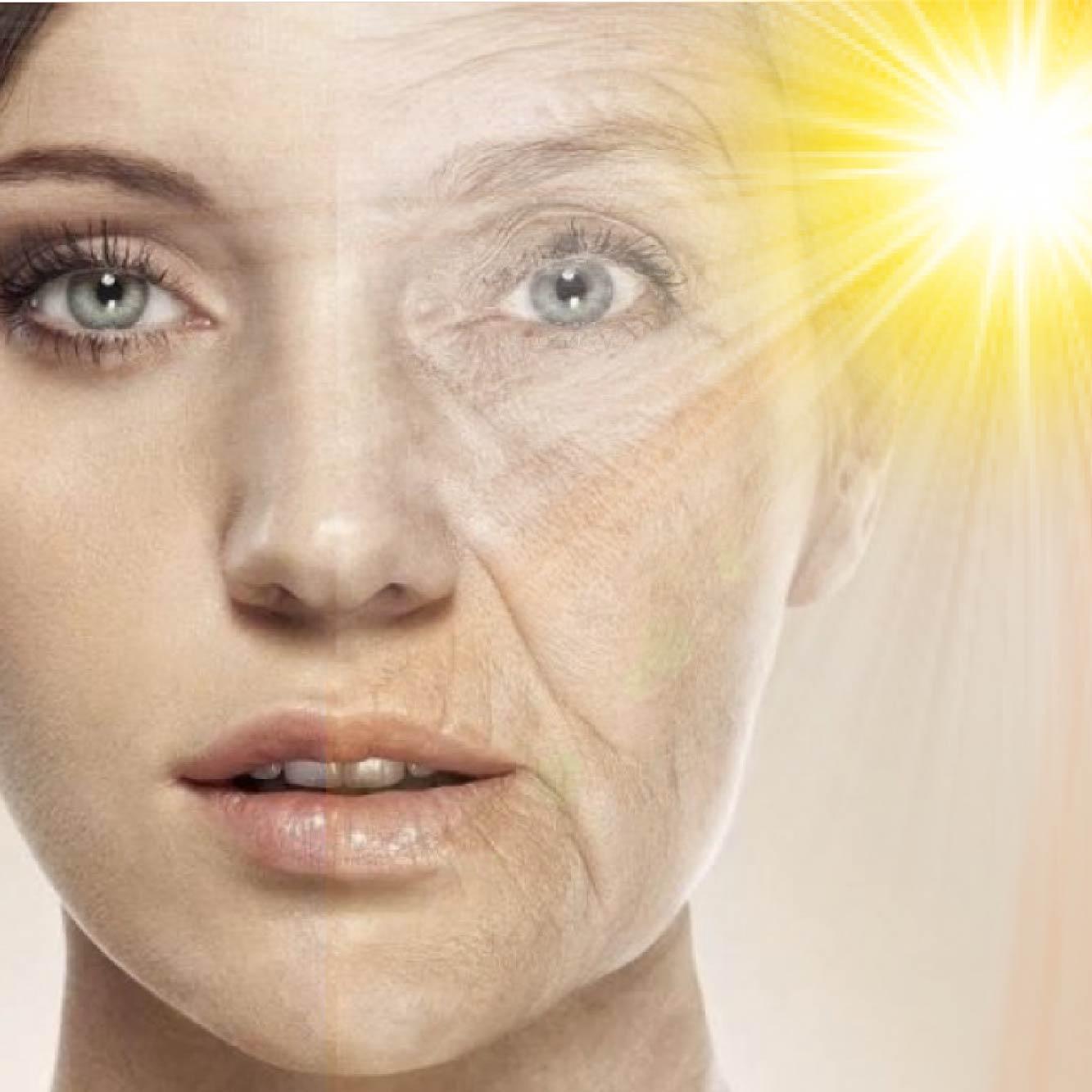 Кожа, солнце и опасные солнцезащитные кремы